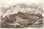 Segovia, Plaza de Toros, Roberts