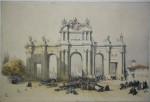 Roberts, Puerta del Alcala