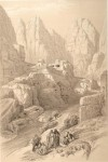 The Ravine, Petra (Medium)