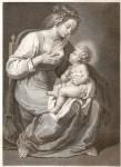 Vierge et L'Enfant (Medium)