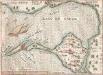 Ortelius, Cadiz
