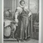Colón, retrato