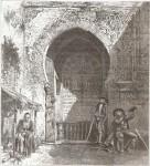 Harry Fenn gate of the Alhambra