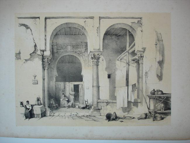 C rdoba y provincia grabados laurence shand for Azulejeria antigua cordoba