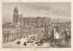 Vista y Catedral de Malaga