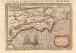 Granada y Murcia Ortelius
