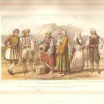 Grecian Race Cromolitografía
