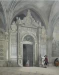 Villa amil claustro catedral de toledo