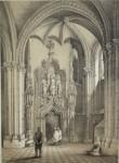 vill amil sala capitular de la Catedral de Toledo