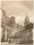 Catedral de Malaga Parcerisa