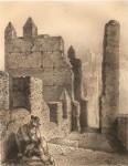 Murallas arabes Almeria Parcerisa
