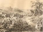 Vista de la Alhambra PArcerisa 1200