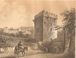 Torre  de los picos Alhambra