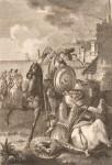 DJ 9 Quijote a caballo con escudo