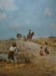 Don Quijote descubrieron su aldea