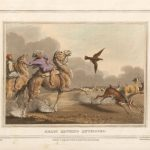 Arabes cazando antílopes