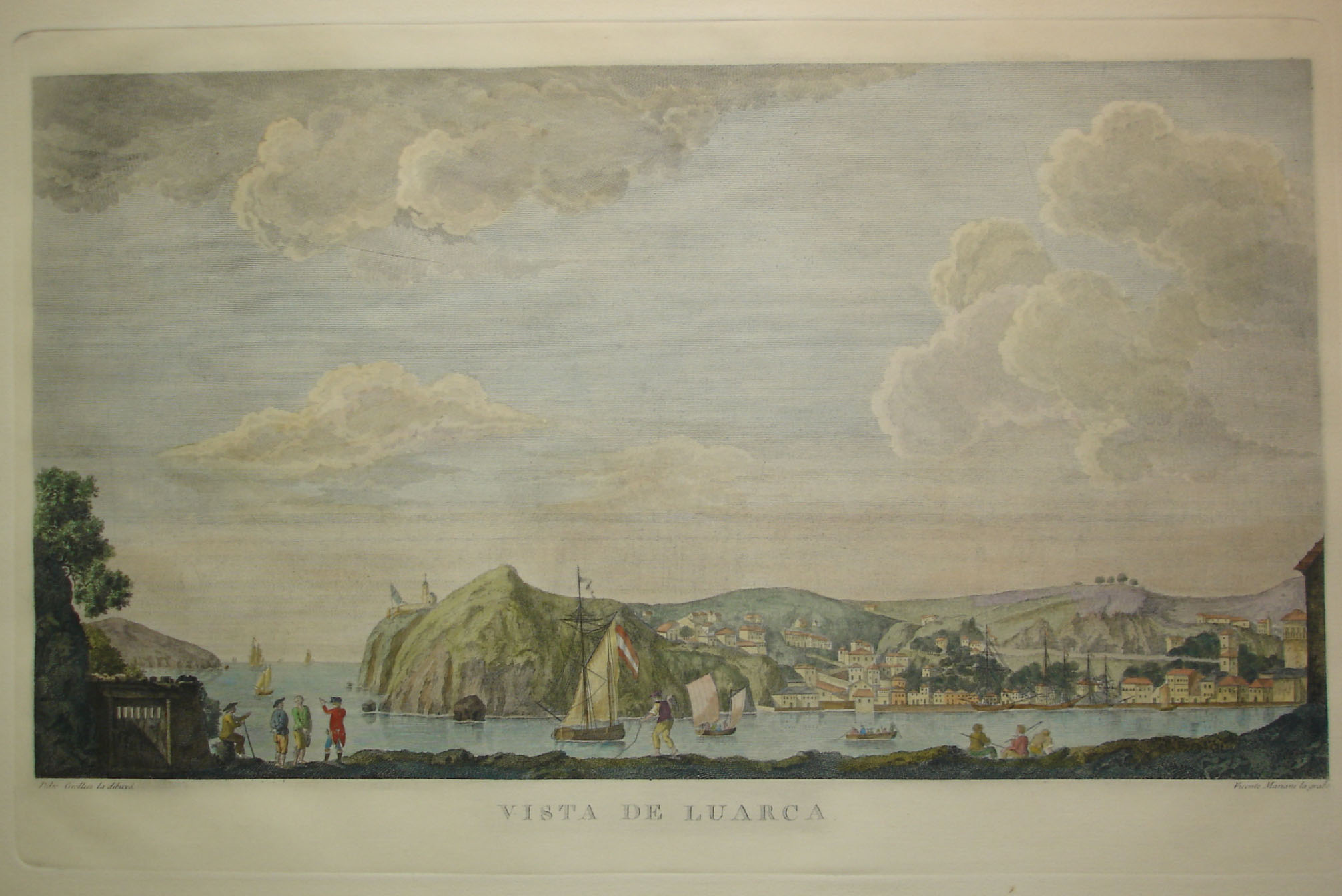 Asturias Grabados Laurence Shand # Muebles Luarca Asturias