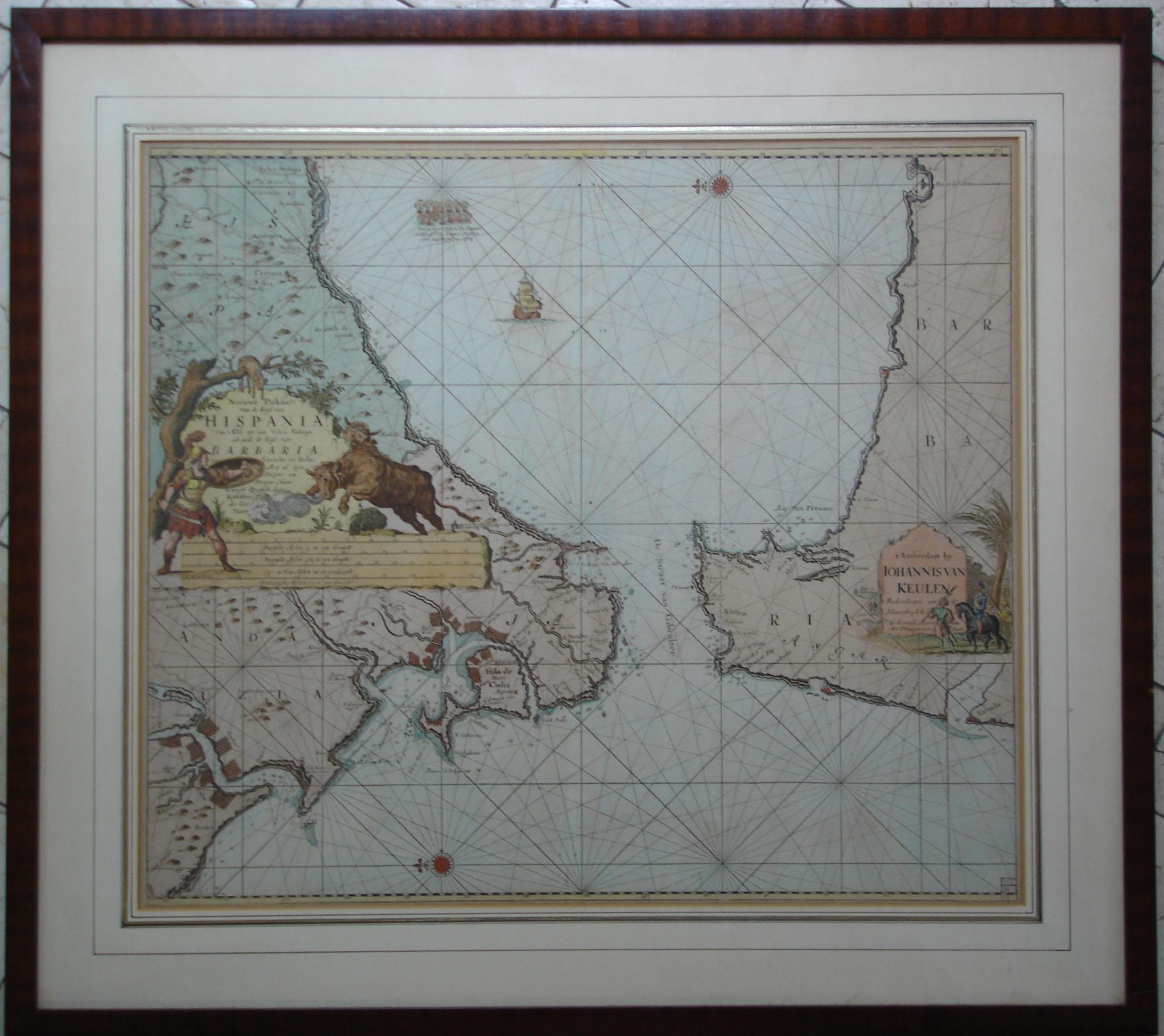 Málaga y provincia - Grabados Laurence Shand