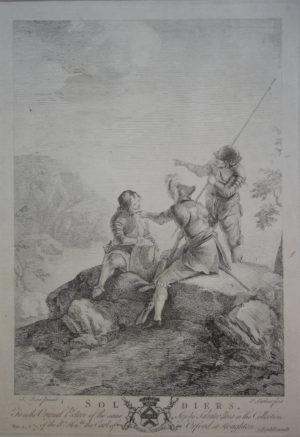 Viejos Maestros Siglo XVI a XVIII / Old Master prints XVI to XVIII